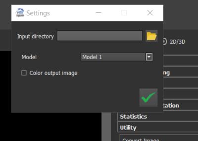 Custom process from IPSDK Explorer GUI